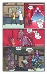 Rick and Morty™ Presents: The Vindicators #1 - ECCC Vsariant by Jen Bartel