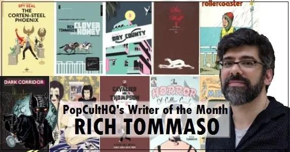 Rich Tommaso feature