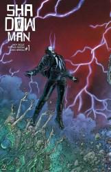 Shadowman #1 - Interlocking Variant by JUAN JOSÉ RYP