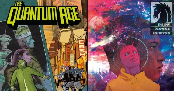 The Quantum Age - From the World of Black Hammer #1
