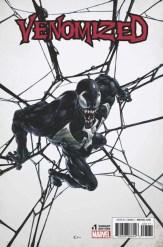 Venomized #1 - Cover C by Clayton Crain