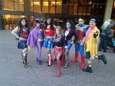 Women of Wonder Con by Michael E Ryan