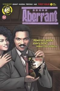 Aberrant #1 Cover B