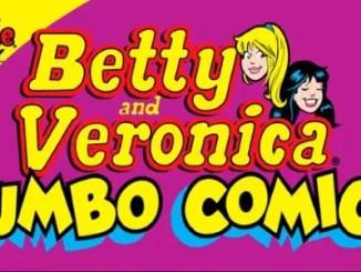 Betty And Veronica Jumbo Comics Digest