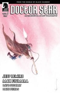 DOCTOR STAR & THE KINGDOM OF LOST TOMORROWS #3 - Variant Cover by Dustin Nguyen