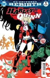 Harley Quinn (2016) #1