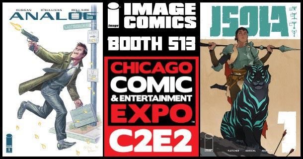 Image Comics at C2E2 2018