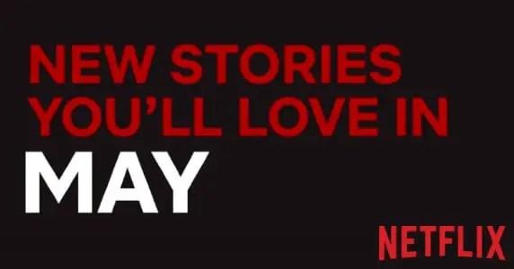 Netflix May 2018