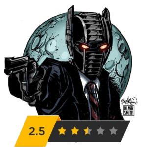 PopCultHQ Rating - 2.5 Stars
