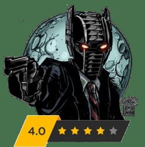 PopCultHQ Rating - 4 Stars