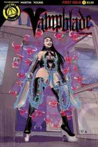Vampblade (2016) #1