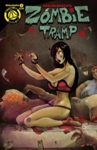 Zombie Tramp (2014) #1