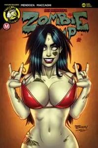 Zombie Tramp #46 Cover C