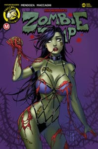 Zombie Tramp #48 Cover C Collette Turner