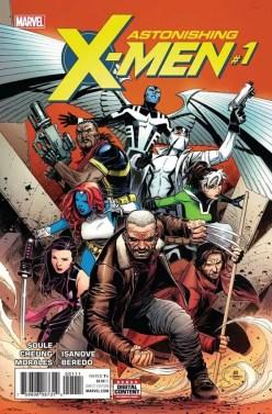 Astonishing X-Men (2017)