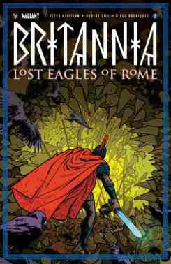BRITANNIA: LOST EAGLES OF ROME #2 (of 4) - Variant Cover by Kano