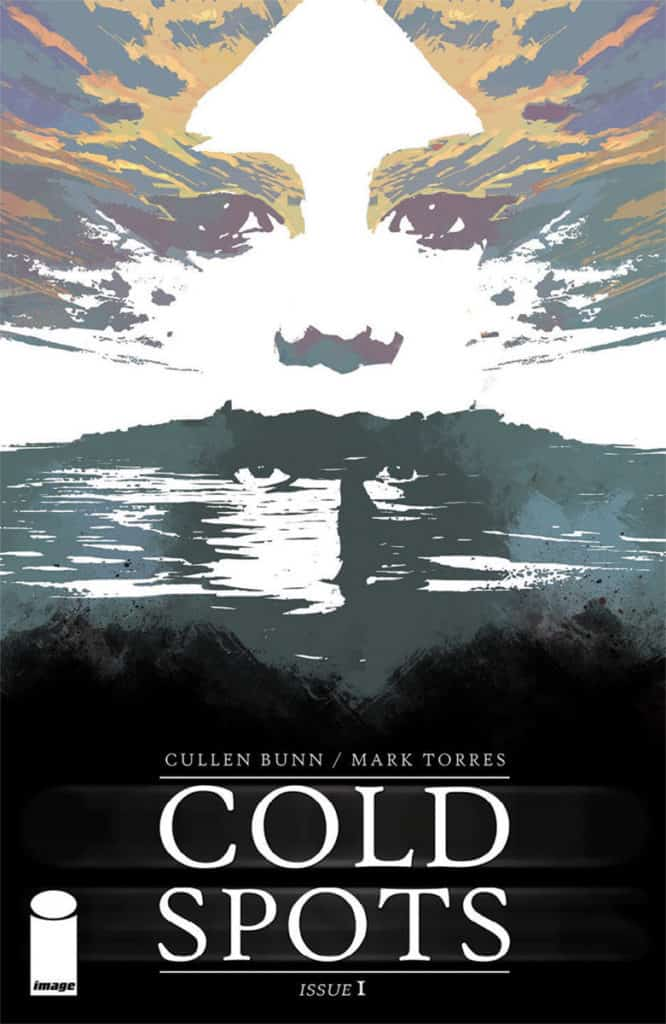 COLD SPOTS #1 cover
