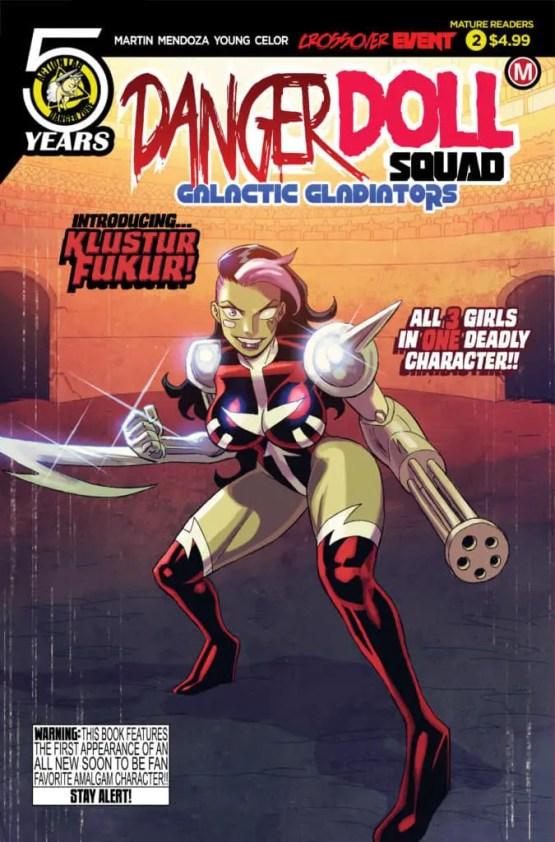 Danger Doll Squad Volume 2 #2 Cover A