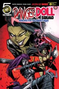 Danger Doll Squad Volume 2 #2 Cover C