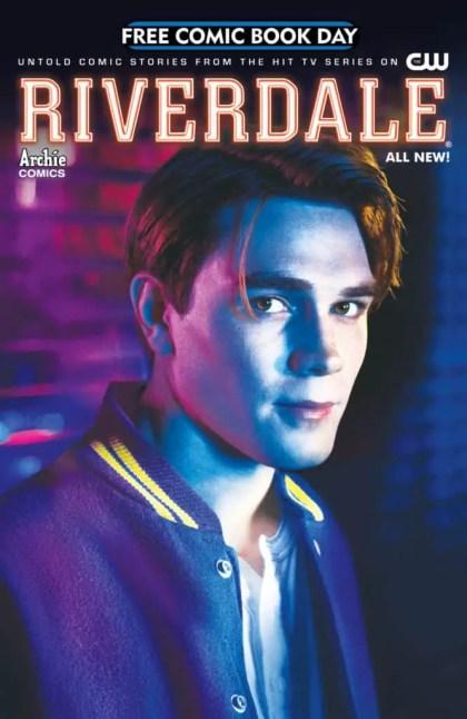 RIVERDALE FCBD 2018 cover