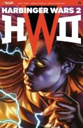 Harbinger Wars 2 #2 - HW2 Icon Variant by Felipe Massafera