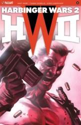 HARBINGER WARS 2 #4 (of 4) - HW2 Icon Variant by Felipe Massafera