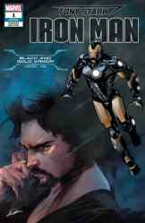 BLACK AND GOLD ARMOR VARIANT COVER