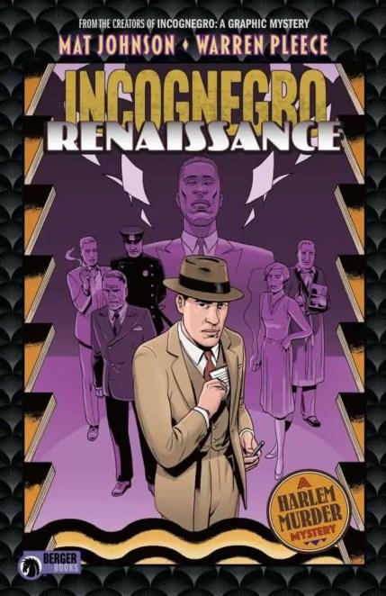 Incognegro: Renaissance HC Cover