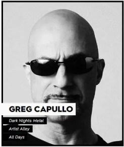 NYCC Greg Capullo