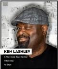 NYCC Ken Lashley