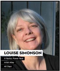 NYCC Louise Simonson