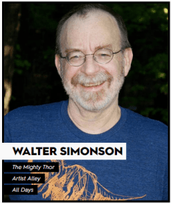 NYCC Walt Simonson