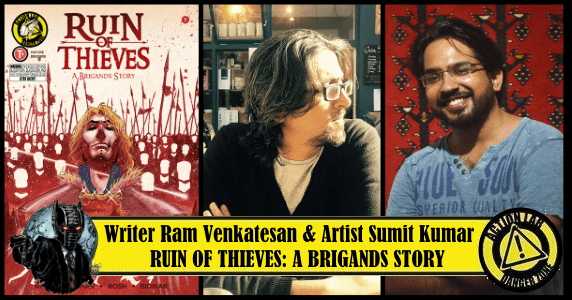 Ruin of Thieves interview
