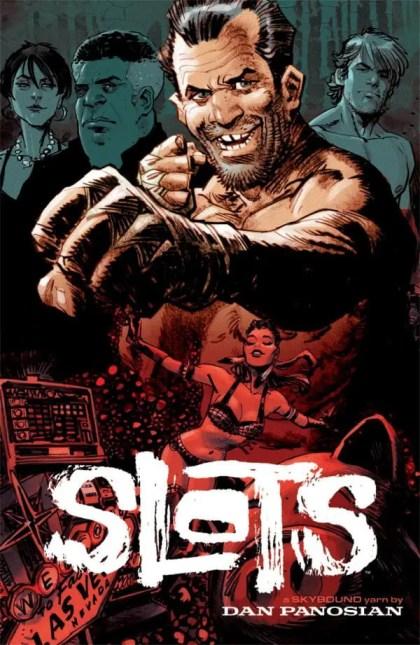 SLOTS Vol. 1 TPB cover