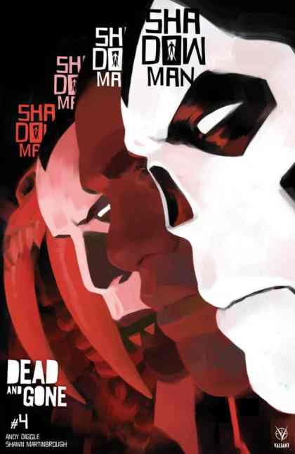 SHADOWMAN (2018) #4 – Cover A by Tonci Zonjic