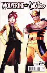 Wolverine and Jubilee (2011)