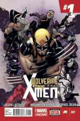 Wolverine and the X-Men (2014)