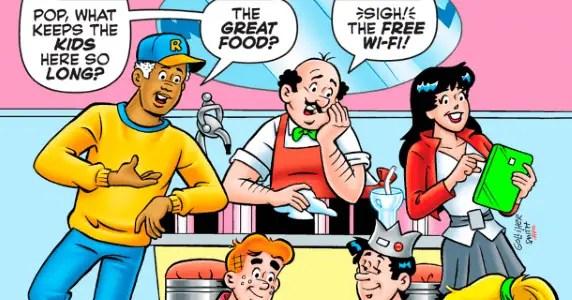 World of Archie Comics Double Digest