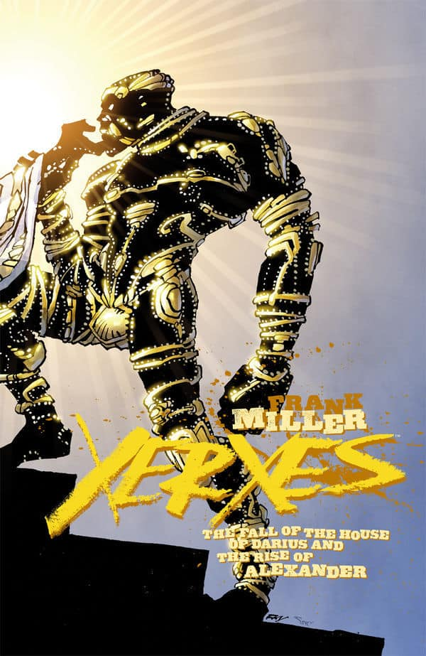 XERXES - THE FALL OF THE HOUSE OF DARIUS AND THE RISE OF ALEXANDER #3 main cover