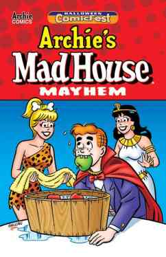 ARCHIE'S MADHOUSE MAYHEM