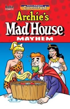 ARCHIE'S MADHOUSE MAYHEM