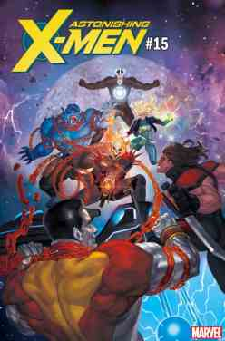 ASTONISHING X-MEN #15 by AKCHO