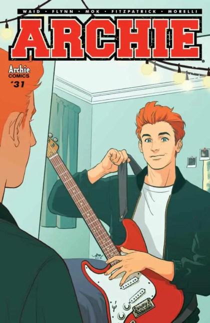 Archie #31 - Main Cover Audrey Mok