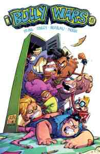 BULLY WARS #1 Cover B by Young