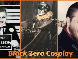 Black Zero Cosplay