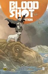 Bloodshot Salvation #10 - Pre-Order Edition by Ryan Bodenheim