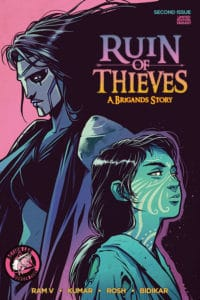 Ruin of Thieves: A Brigands Story #2 Cover B by Caspar Wijngaard