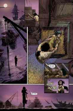 Brigands Ruin of Thieves #2 Page 5
