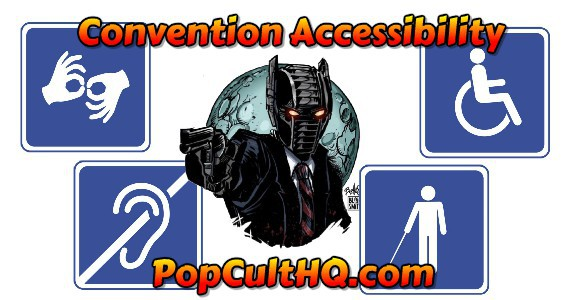 [Convention] Comic and Cosplay Convention Accessibility List