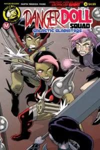Danger Doll Squad V2 #4 Cover A